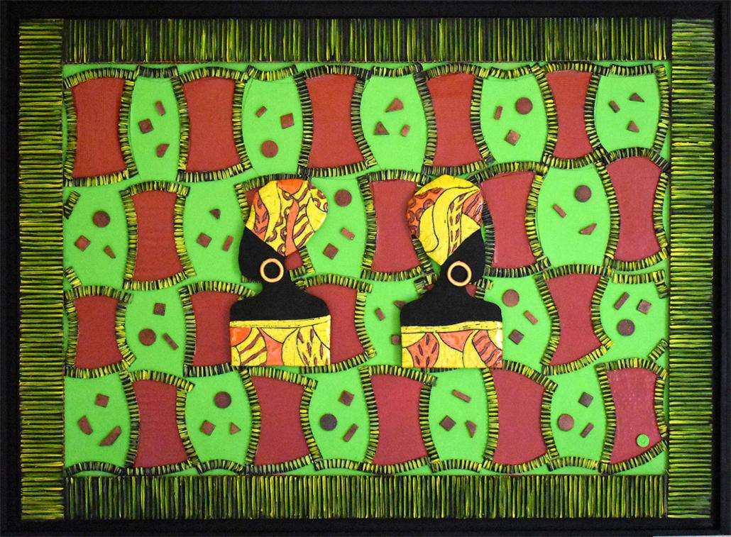 Bamako (121 x 89 cm)